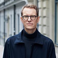 Samuel Engblom, ansvarig utredare för betänkandet, Idéburen Välfärd (SOU 2019:56)